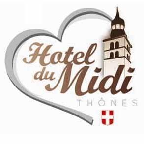 hotel restaurant du Midi Thônes