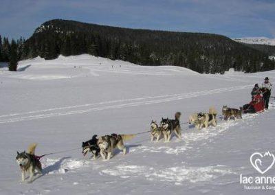 activités annecy neige
